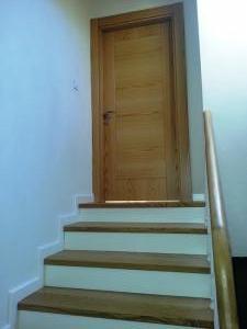 ahşap merdiven meşe 17