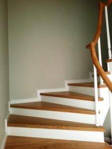 ahşap merdiven meşe 2