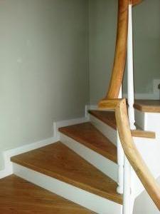 ahşap merdiven meşe 3