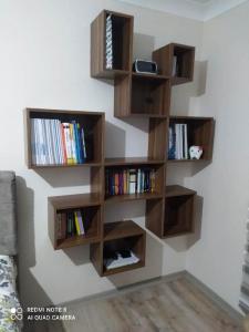 ceviz kitaplık (2)