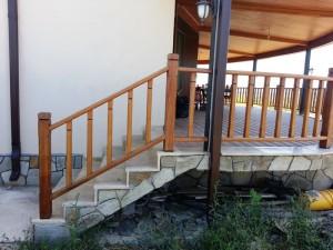 veranda iroko